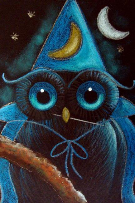 Hooty the wise