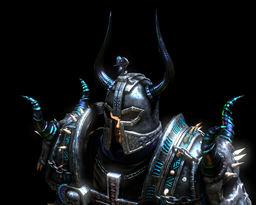 Eden Bann the warrior