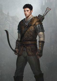 """Aldonis """"the Grey"""""""