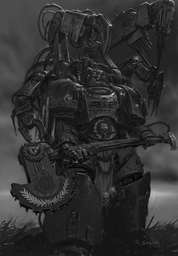 Deathwatch Tech-Marine Blaise