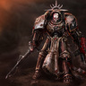 Deathwatch Senior Chaplain Aidan