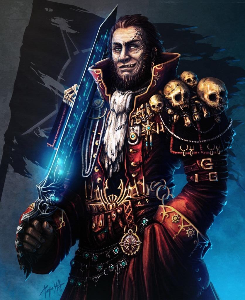 Gabriel Drakkengard IX