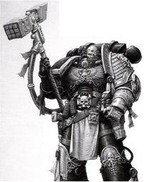 Deathwatch Captain Kincaid