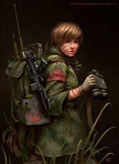 Master Sergeant Jami Vox