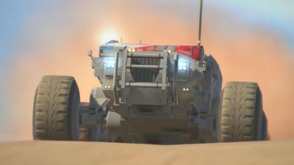 Arakyd Industries Sand Crawler