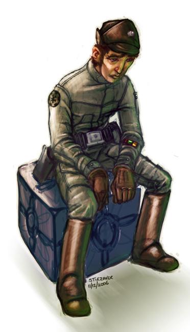 Crewman Apprentice Norbanus