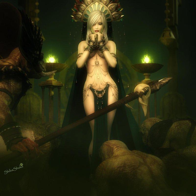 High Priestess of Yig