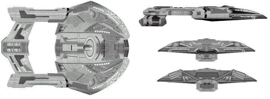 y   USS Azrael NCC-72021