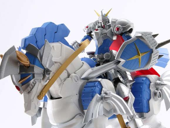GF15-001NA-BRP Knight Gundam