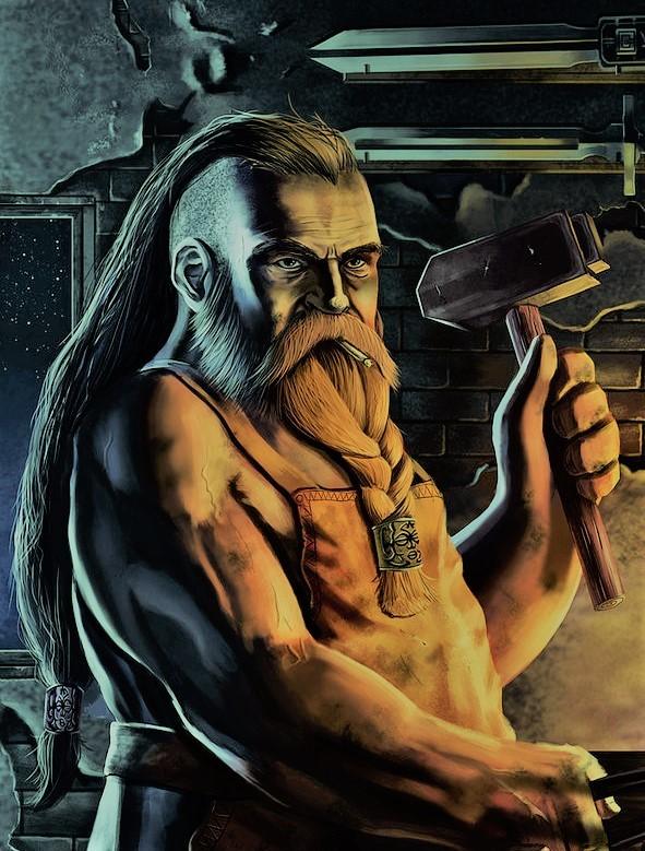 Barass Greenhammer