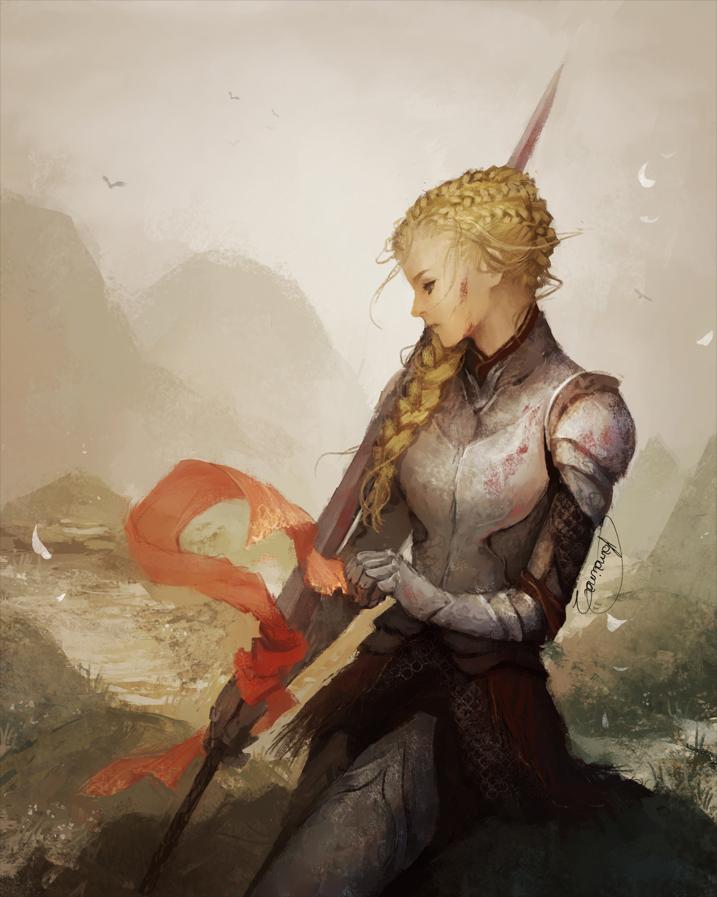 Glarim the Wyrm Slayer
