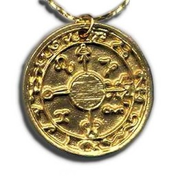 Sun and Stars Amulet