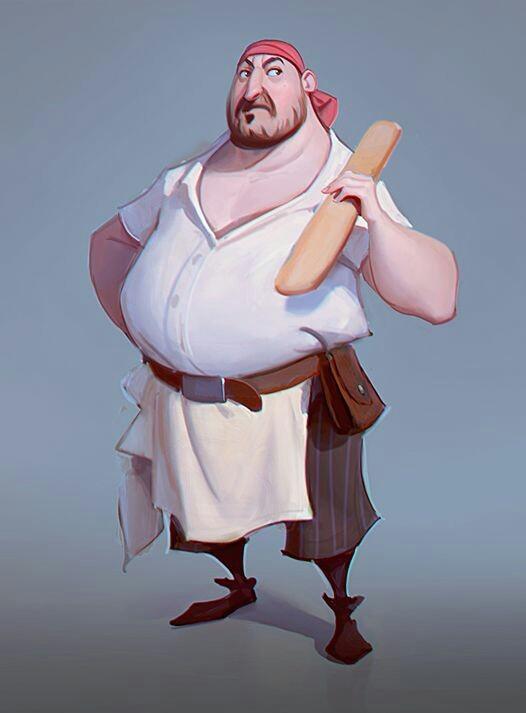 Karl, der Koch