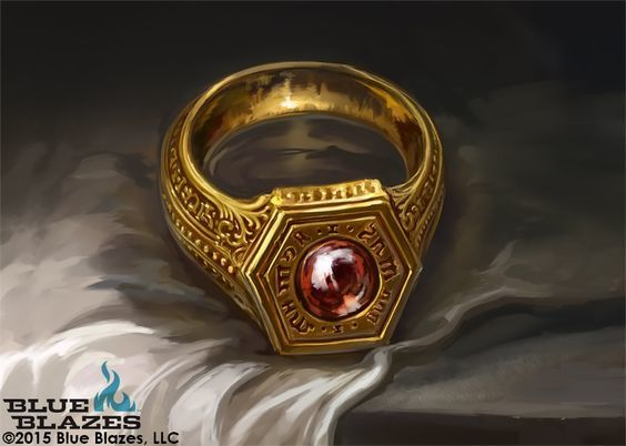 Ring of Saint Araval