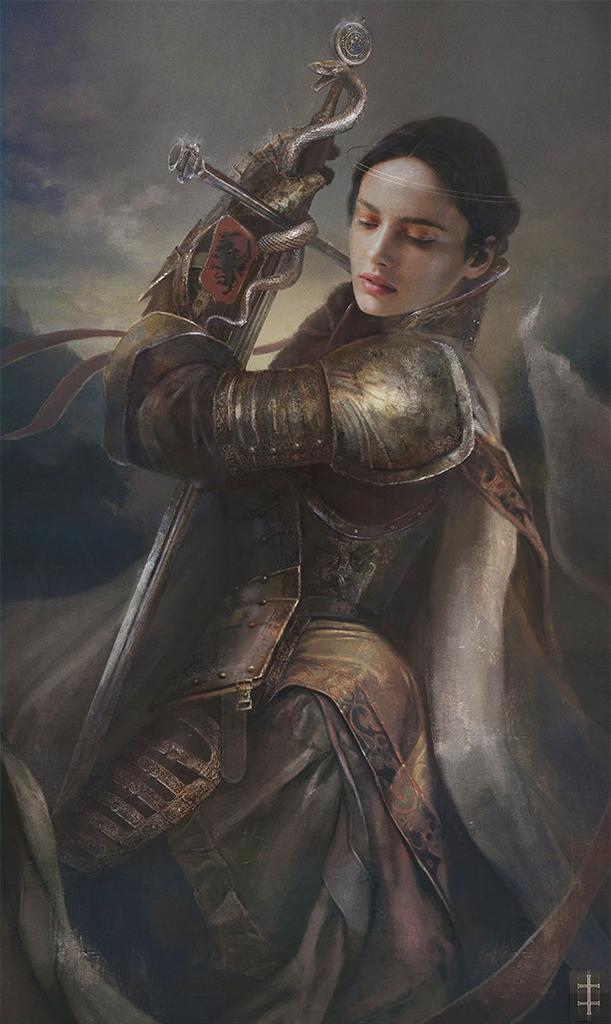 Knight Dutreyli Catherleign