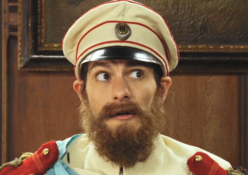 Tsar Nicholas and the Motherland