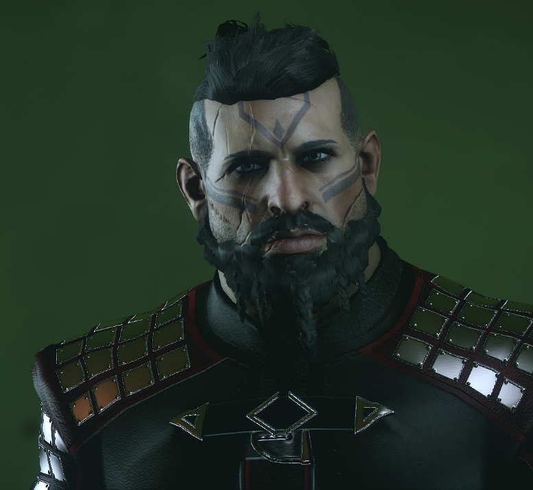 Rufus Darkbeard