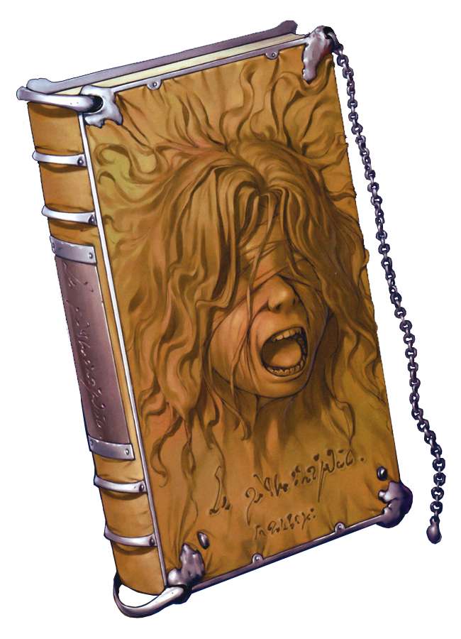 Azguldan le spellbook
