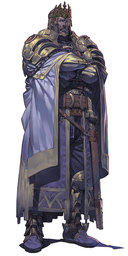 Garreth Dragonheart VII, Lord Emperor of Holy Lodis