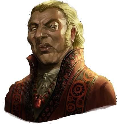 Baron Eiderick Thorn