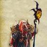 Archmage of the Kirin Tor Redhead Maradon
