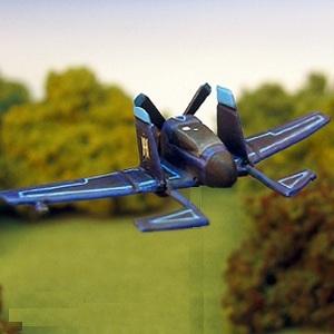 Boomerang Spotter Plane