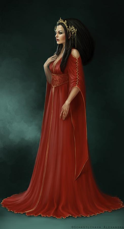 Queen Louveria Atkascha