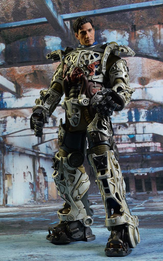 GloryHound Exoskeleton