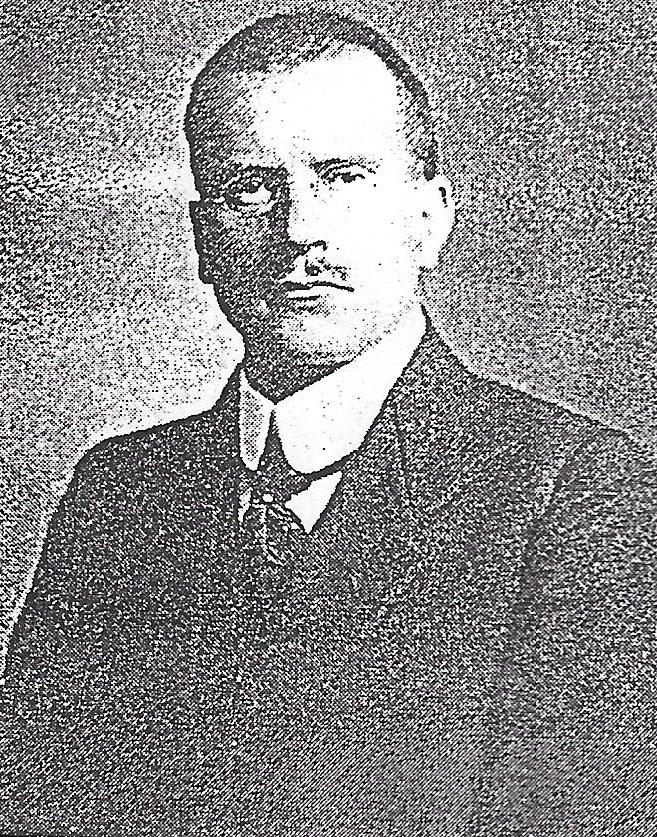 Dr Ernest Thompson
