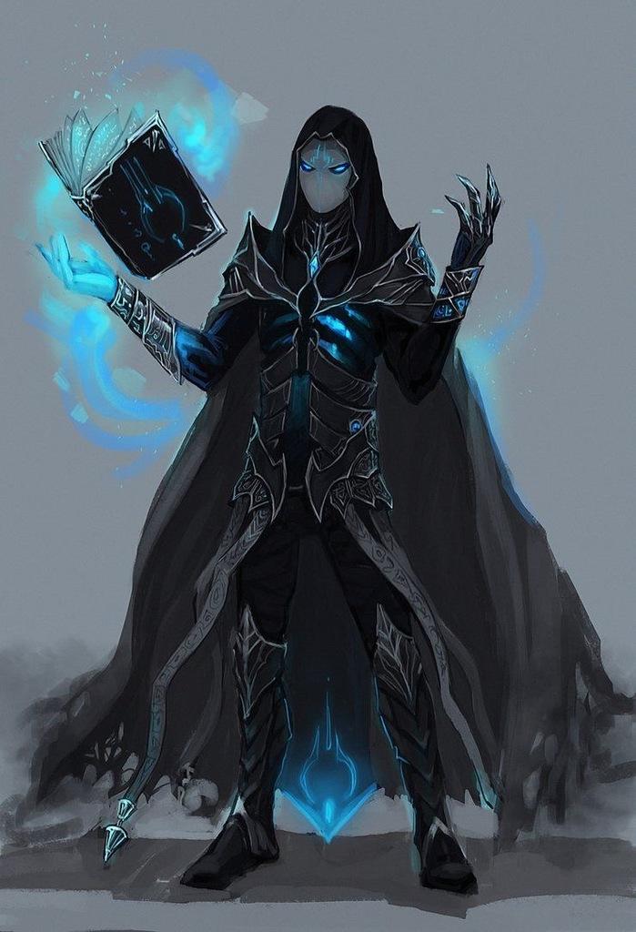 Villain: M: Krassus the Mystic