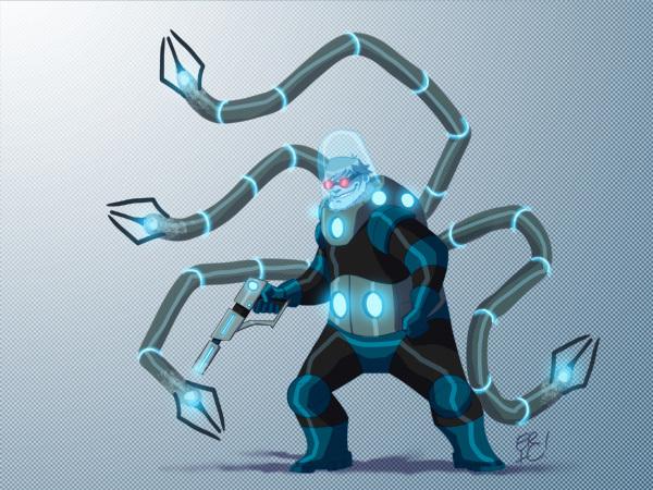"Villain: M: Victor Octavius ""Dr. Cold"""