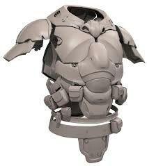 Custom Segmented Armor