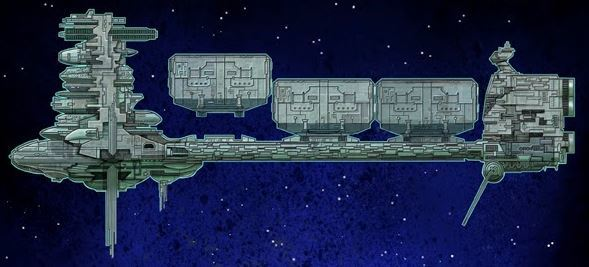 Temple-Class Heavy Freighter