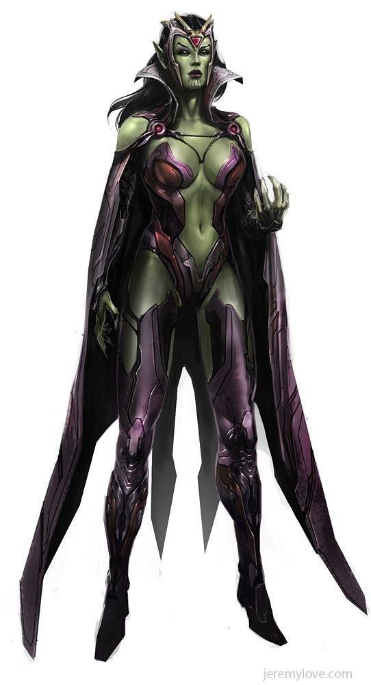 Villian: F: Empress