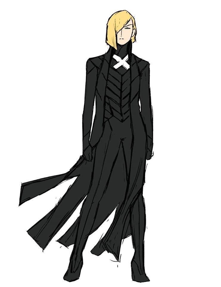 """Legion: F: Natasha Lance """"Xtreme"""""""