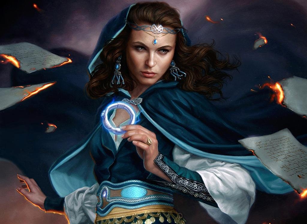 Lady Cideil (Tia)