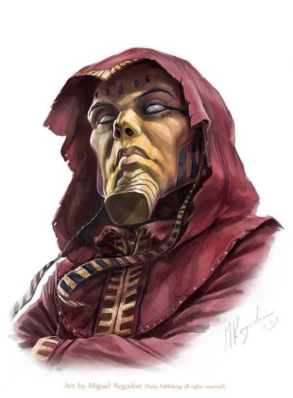 Pharaoh Amunhikhosef