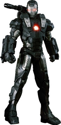 War Machine (James Rhodes)