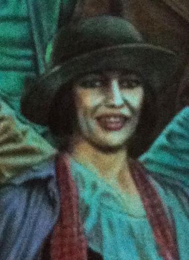 Miss Hypatia Celestine Master