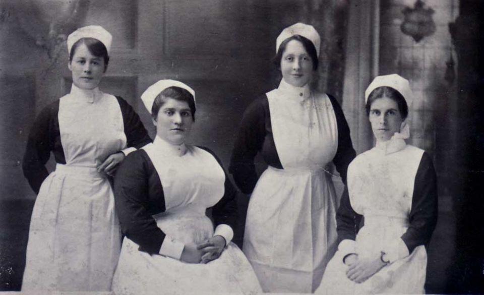 Siostry Szpitalne
