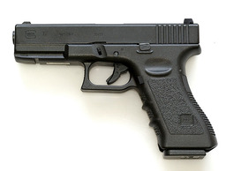 Handgun, Medium (9 mm)