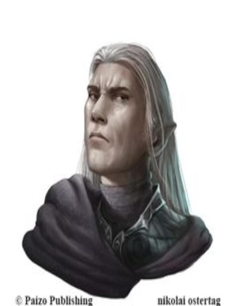 Zorkel Xander, Neythus Priest, Prior of the 9th Order