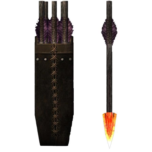 Droskari Fire Bolts