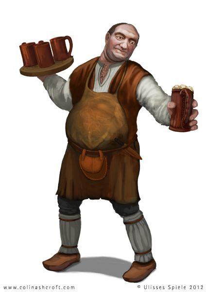 Fargus Pickman