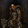 Mauglurien the Black Dragon