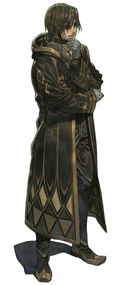 Corvus Dain