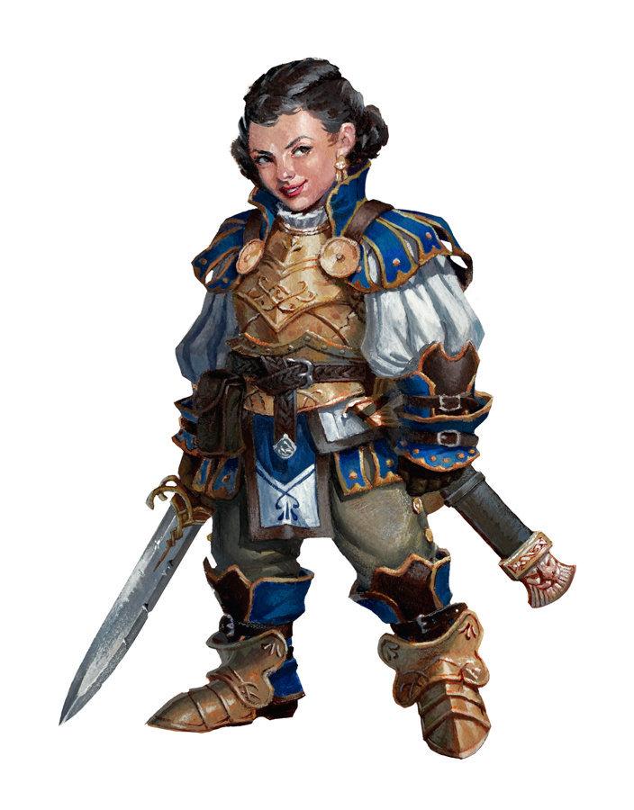 Generale Hayla Sagginsdottir