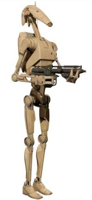 B1 Droid Series