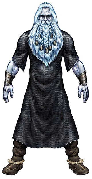 Gorrick Frostcaller