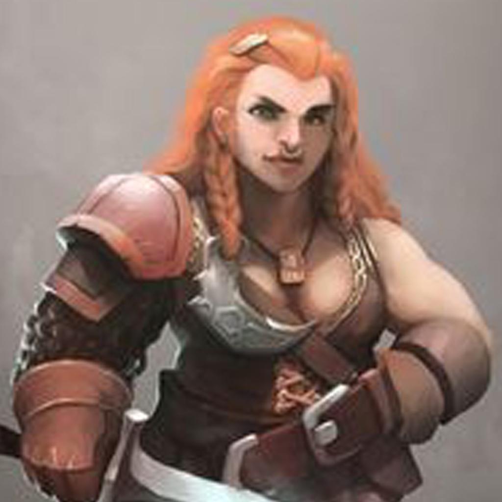 Eldeth (dwarf ranger)